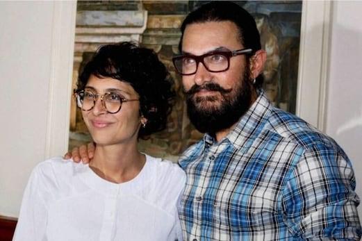 بالی ووڈ اداکار عامر خان کا15 سال بعد دوسری بیوی کرن راؤ سے ہوا طلاق، خود دیا بیان