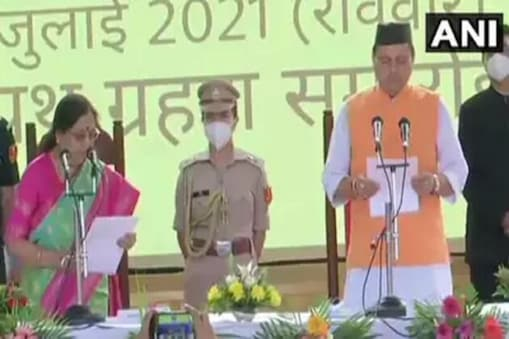 اتراکھنڈ کے گیارہویں وزیر اعلی بنے پشکر سنگھ دھامی ، دیکھئے کون کون ہوا کابینہ میں شامل
