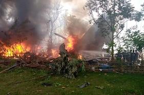 فلپائن فوجی طیارہ میں کریش کے بعد لگی بھیانک آگ، مہلوکین کی تعداد29 پہنچی، 92لوگ تھے سوار