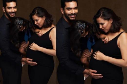Neha Dhupia Pregnant: نیہا دھوپیا پھر بننے والی ہیں ماں، سوشل میڈیا پر کیا دوسری پریگننسی کا اعلان