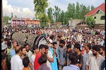 سری نگر: پنزی نارہ میں خطرناک سڑک حادثہ، تین افراد کی موقع پر موت، دو شدید زخمی