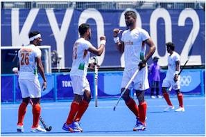 Tokyo Olympics: ہندوستانی مرد ہاکی ٹیم کا جیت سے آغاز، پچھڑنے کے بعد نیوزی لینڈکو شکست دی
