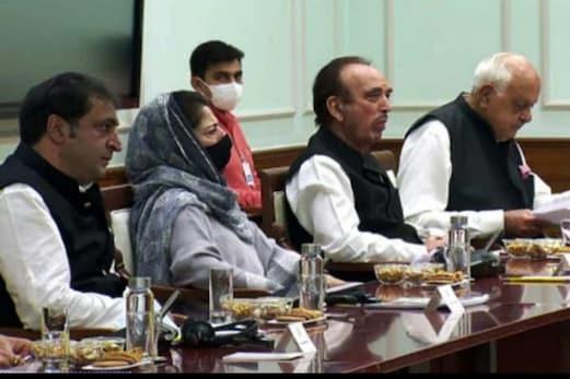 حد بندی کمیشن کے مجوزہ جموں و کشمیر دورہ کو لے کر زیادہ تر سیاسی جماعتیں پُر جوش