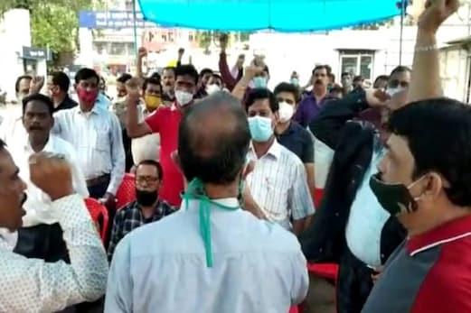 مدھیہ پردیش : الیکٹری سٹی ترمیمی بل 2021 کے خلاف احتجاج ، ملازمین نے دی یہ بڑی وارننگ
