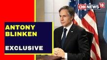 EXCLUSIVE:کواڈگروپ بندی فوجی مقاصدکےلیےنہیں ہے،امریکی وزیرخارجہ اینٹونی بلنکن سے انٹرویو
