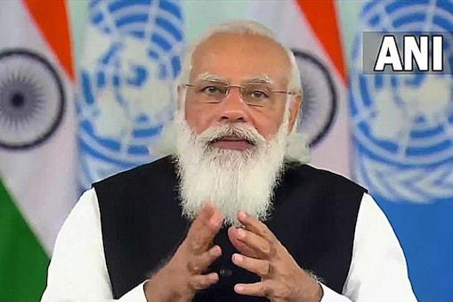 وزیر اعظم نریندر مودی (Narendra Modi) کی صدارت میں اقوام متحدہ سلامتی کونسل (یو این ایس سی) کی میٹنگ شروع ہوگئی ہے۔ اس میٹنگ میں امریکی وزیر خارجہ اینٹنی بلنکن (Antony Blinken) بھی حصہ لے رہے ہیں۔ اینٹنی بلنکن اس میٹنگ سے ورچوئل جڑے ہیں اور میٹنگ کی صدارت کر رہے ہیں۔