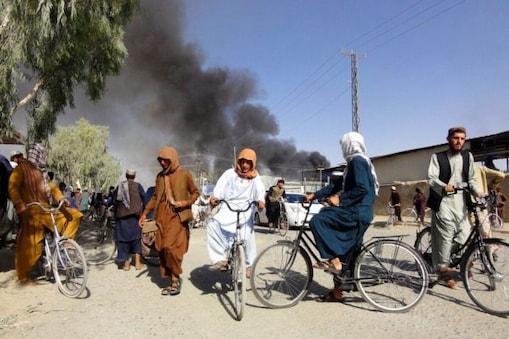 طالبان کا لوغار اور ریڈیو اسٹیشن پر قبضہ، مزار شریف پر جارحانہ حملہ، ریڈیو اسٹیشن سے نشر ہوں گی قرآن شریف کی تلاوت