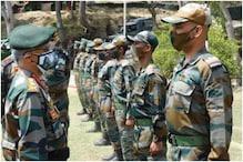 پٹھان کوٹ: ٹریننگ کے دوران گرمی سے ایک جوان کی موت، کئی فوجی اسپتال میں داخل