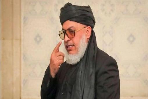 افغانستان کے نائب سیاسی مشیر شیر محمد ستانکزئی۔(نیوز18)۔