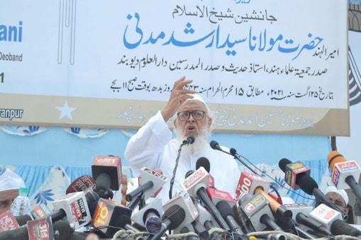 مظفرنگر فساد متاثرین کے زخموں پر جمعیت علماء ہند کاباز آباد کاری مرہم ، مزید 66 خاندانوں کو فراہم کیا آشیانہ
