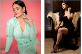 اداکارہ زرین خان نے گلیمرس اور سیکسی انداز میں فلانٹ کیا اپنا Curves،تصاویر نے مچایا تہلکہ