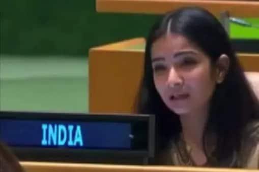 'جموں وکشمیر اور لداخ ہمارے تھے، ہیں اور رہیں گے' اقوام متحدہ میں عمران خان کے جھوٹ پر ہندوستان کا جواب