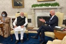 امریکی صدر جو بائیڈن نے وزیر اعظم مودی کو بتایا اپنا دوست، جانیں کیا ہوئیں باتیں