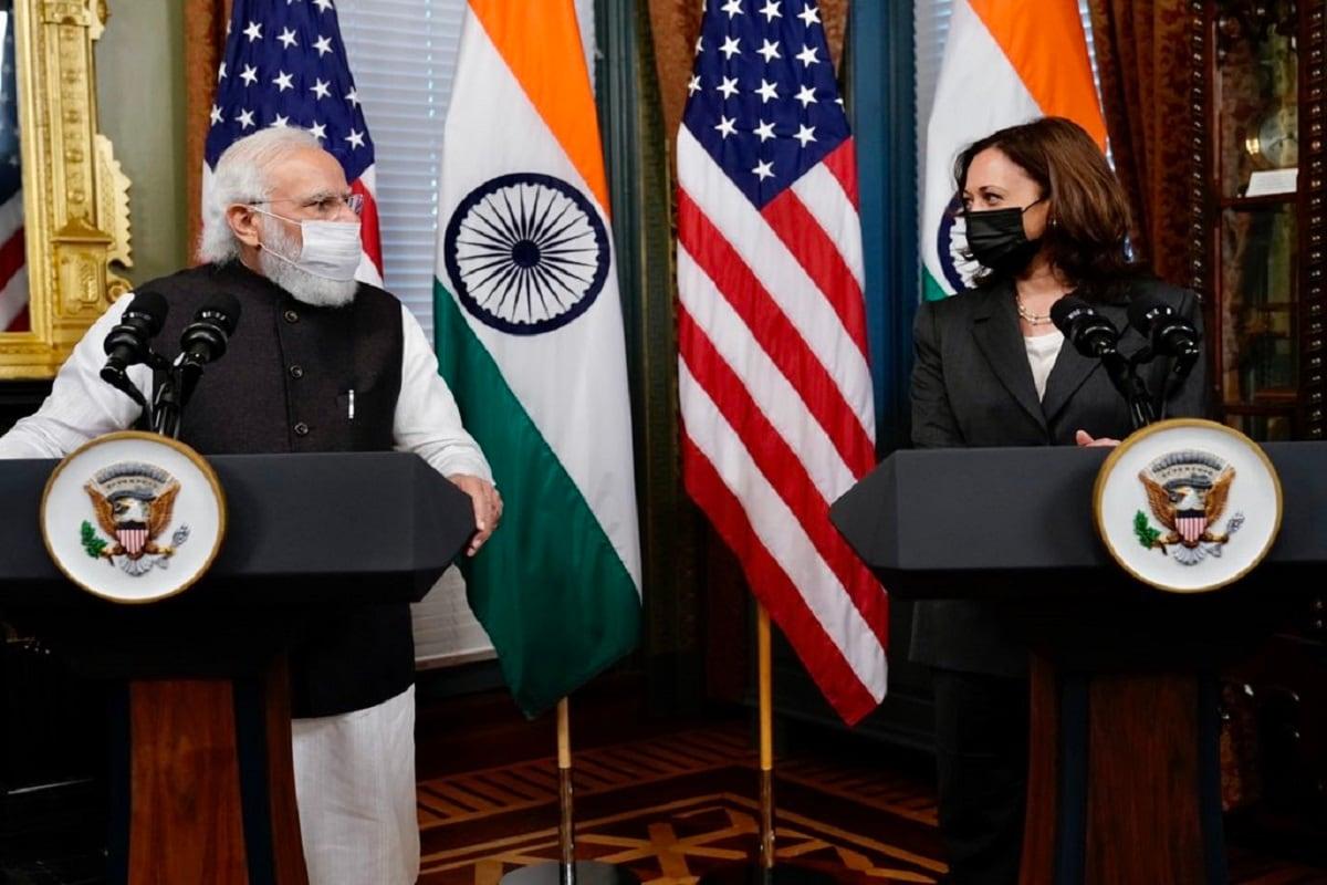 اس ملاقات کے دوران پی ایم مودی نے کہا کہ ہندوستان اور امریکہ دنیا کی سب سے بڑی اور قدیم جمہوریت کے طور پر قدرتی شراکت دار ہیں۔