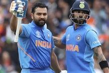 T20 World Cup: روہت شرما بن سکتے ہیں کپتان، وراٹ کوہلی خود چھوڑیں گے کپتانی