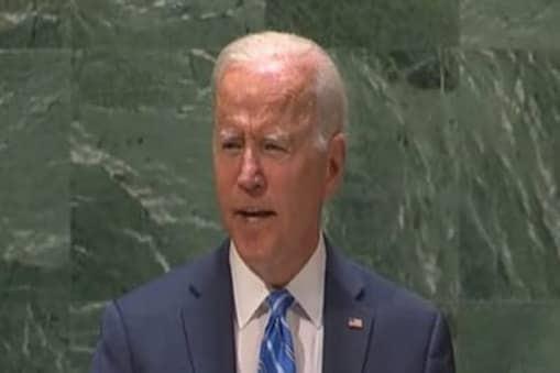 اقوام متحدہ کی جنرل اسمبلی سے اپنے پہلے خطاب میں بائیڈن نے کہا : دنیا کو ایک فیصلہ کن وقت کا سامنا ۔ اے این آئی ۔