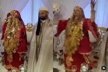 شادی کے منڈپ میں ہی دلہن کرنے لگ گئی کچھ ایسا، لوگ بولے، شیخ شوہر ہونے کا فائدہ