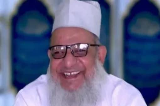 اترپردیش : مبینہ تبدیلی مذہب کے الزام میں مولانا کلیم صدیقی کو یو پی اے ٹی ایس نے کیا گرفتار ۔ تصویر : اے این آئی ۔