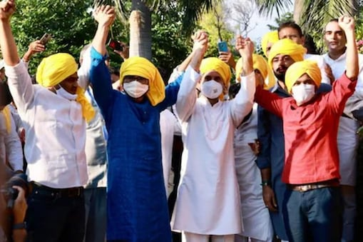 کانگریس کے ہوئے کنیہا کمار ، باضابطہ طور پر پارٹی میں بعد میں شامل ہوں گے جگنیش میوانی (Image: Rahul Gandhi/Twitter)