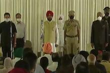 پنجاب کی نئی کابینہ : چنی سرکار میں 10 سابق وزرا کی واپسی ، کئی نئے چہرے بھی شامل