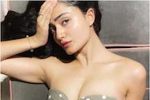 اداکارہ تریدھا چودھری نے بکنی میں کیا پول ڈانس ، نظر آیا انتہائی بولڈ انداز، دیکھئے ویڈیو