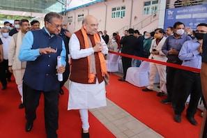 امت شاہ بولے، جموں۔کشمیر وزیر اعظم کے دل میں بستا ہے، ترقی کی راہ پر ہے گامزن