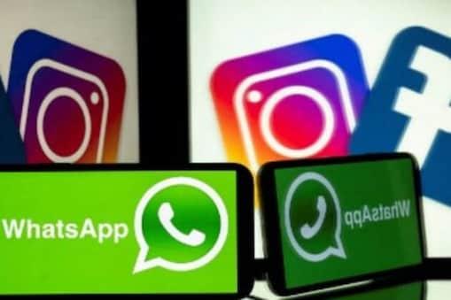 فیس بک، وہاٹس ایپ اور انسٹاگرام سروس پوری دنیا میں ڈاون، یوزرس پریشان، کمپنی نے یہ کہی بات (AFP)