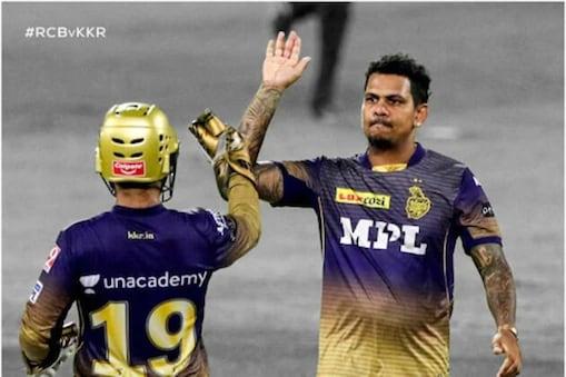IPL 2021: آر سی بی آئی پی ایل سے باہر، کوہلی بطور کپتان نہیں جیت سکے خطاب ، کے کے آر جیتا (KKR Instagram)
