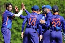 ٹی-20 عالمی کپ: ہندوستان نے آسٹریلیا کو ہرایا، روہت شرما اور اشون کی شاندار کارکردگی