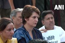 لکھیم پور کھیری تشدد معاملہ: کسانوں کی 'انتم ارداس'  میں شامل ہوئیں پرینکا گاندھی