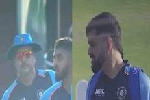پاکستانی کپتان کی بلے بازی دیکھ کر ٹھہر گئے کوچ روی شاستری سمیت ہندوستانی کھلاڑی