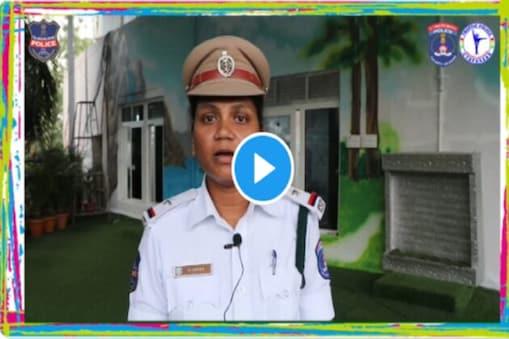 اس دومنٹ 12سیکنڈ کی ویڈیو جس کو اب تک کئی افراد نے دیکھا ہے، اس میں ایک خاتون ٹریفک پولیس عہدیدار نے بیحد ہی اہم مشورے دیئے۔