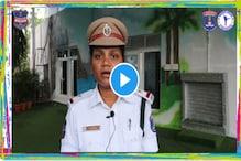 تہواروں کے دنوں میں حادثات سے بچنے، روڈ سیفٹی کے مشورے، سائبرآباد ٹریفک پولیس کی ویڈیو۔۔۔