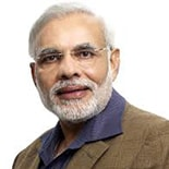Narendra Modi - Indian of the Year 2014