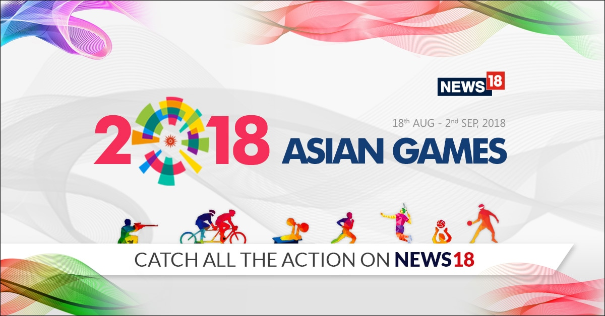 Asian Games  Latest Asian Games News Asiad Live News And Latest Updates