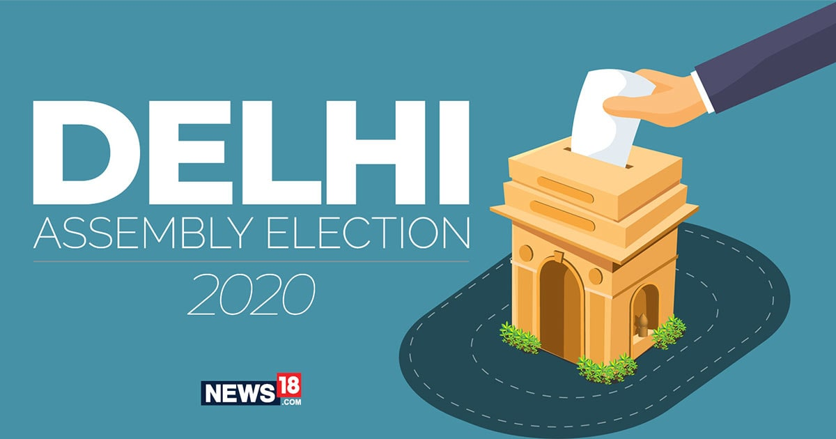 Delhi Assembly Elections 2020 Results Latest News Live Results