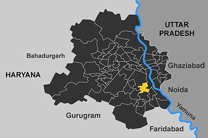 Kasturba Nagar