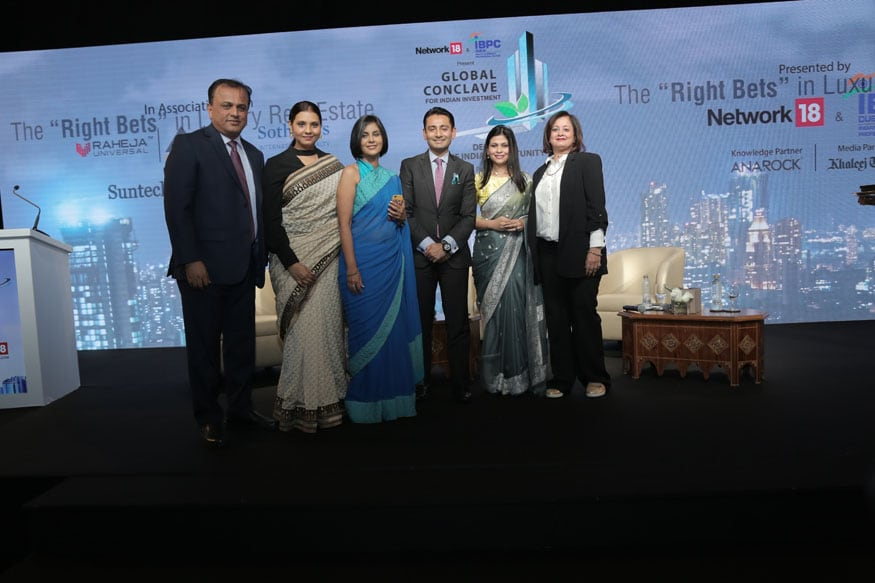 Global Conclave for Indian Realty – 22nd October 2018 , Dubai