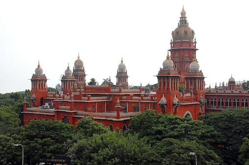 சென்னை உயர்நீதிமன்றம்.