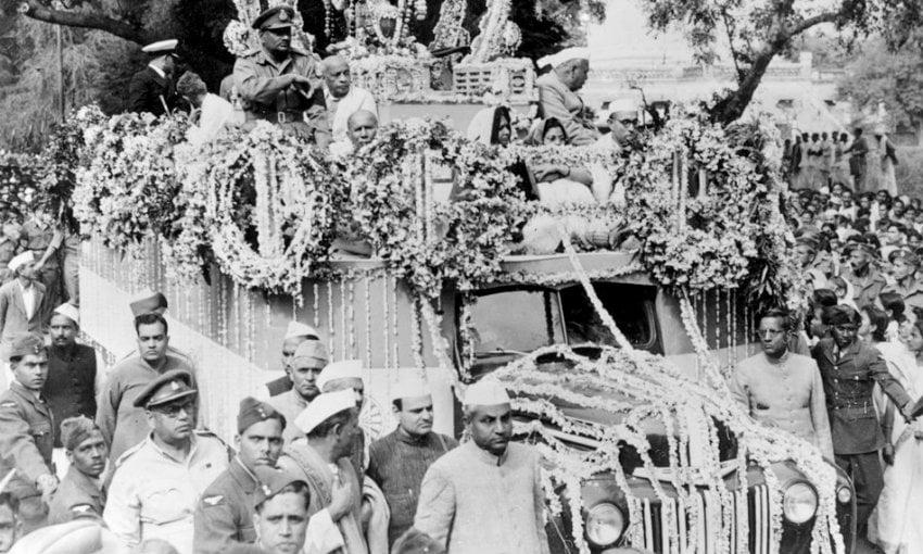 Mahatma Gandhi, Nehru, Sardar Patel