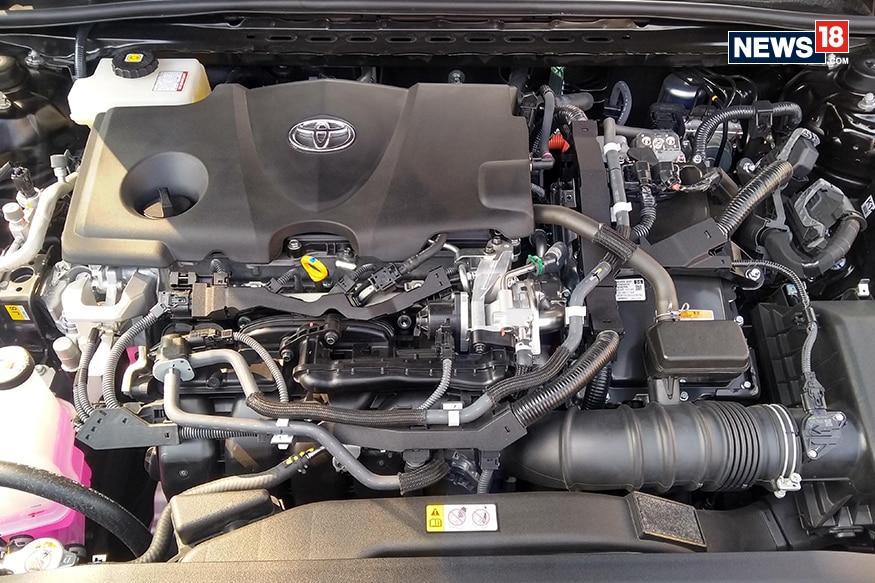 2019 Toyota Camry. (Photo: Arjit Garg/News18.com)