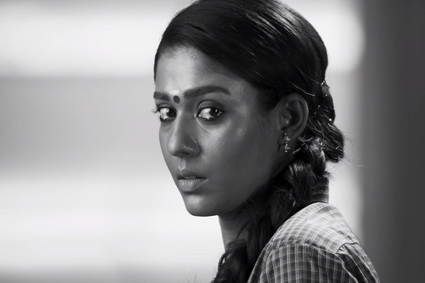 Actress Nayanthara - Airaa Movie