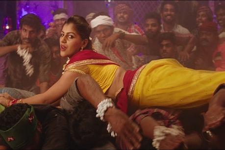 'கழுகு 2' படத்தில் கவர்ச்சி நடனமாடிய யாஷிகா - வீடியோ