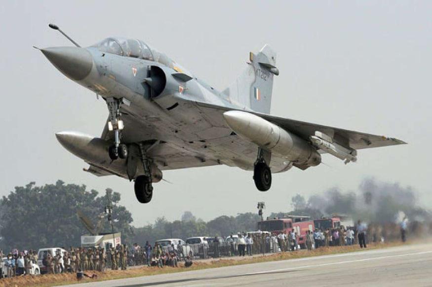 பாகிஸ்தான் ஆக்கிரமிப்புக் காஷ்மீரில் இந்திய விமானப் படை நடத்திய தாக்குதலில் மிராஜ் 2000 என்ற போர் விமானம் பயன்படுத்தப்பட்டுள்ளது.