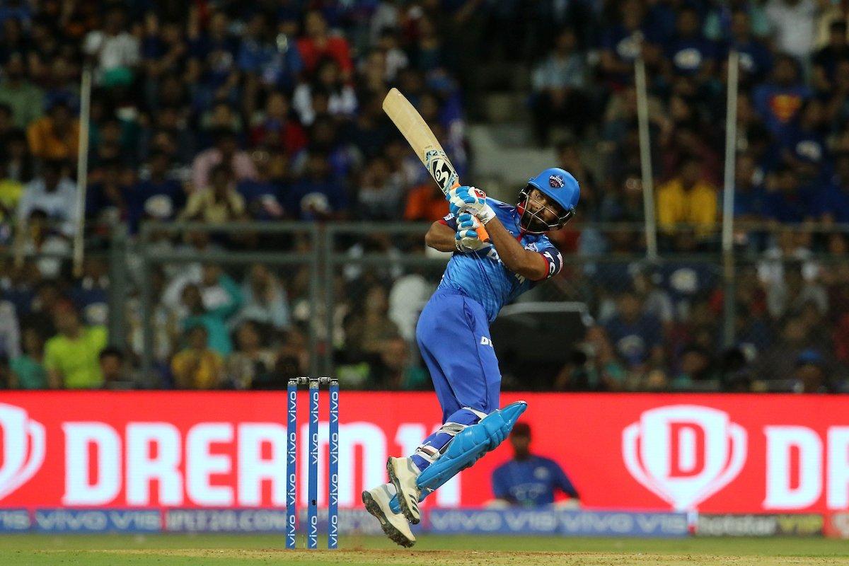 டெல்லி அணியின் வீரர் ரிஷப் பண்ட் ஐபிஎல் போட்டியில் தனது 9 அரை சதத்தி அடித்தார். மும்பை அணிக்கு எதிரான போட்டியில் 78 ரன்கள் விளாசினார். 18 பந்துகளில் அரை சதம் அடித்தார்.