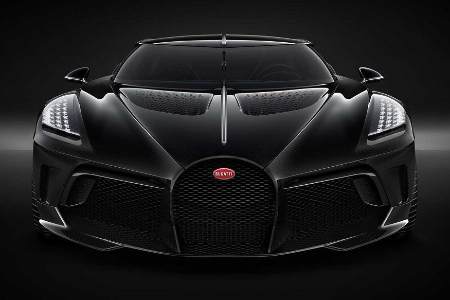 புகாட்டி La Voiture Noire. (Image: Bugatti)