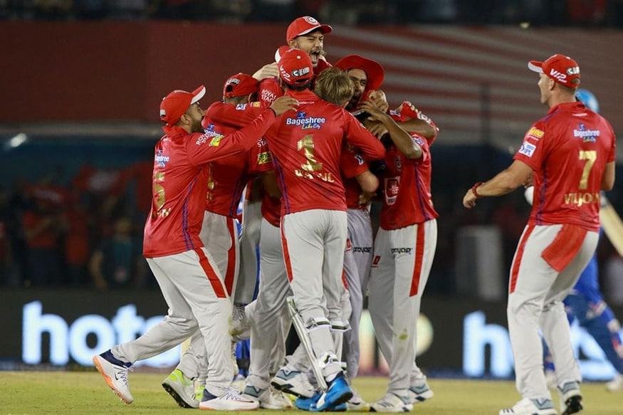 2019-ம் ஆண்டு ஐபிஎல் தொடரில் டெல்லி அணிக்கு எதிரான நேற்றைய போட்டியில் பஞ்சாப் அணி 14 ரன்கள் வித்தியாசத்தில் வெற்றி பெற்றது.