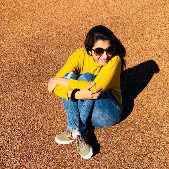 நடிகை பிரியா பவானி சங்கர்.(image-instagram)