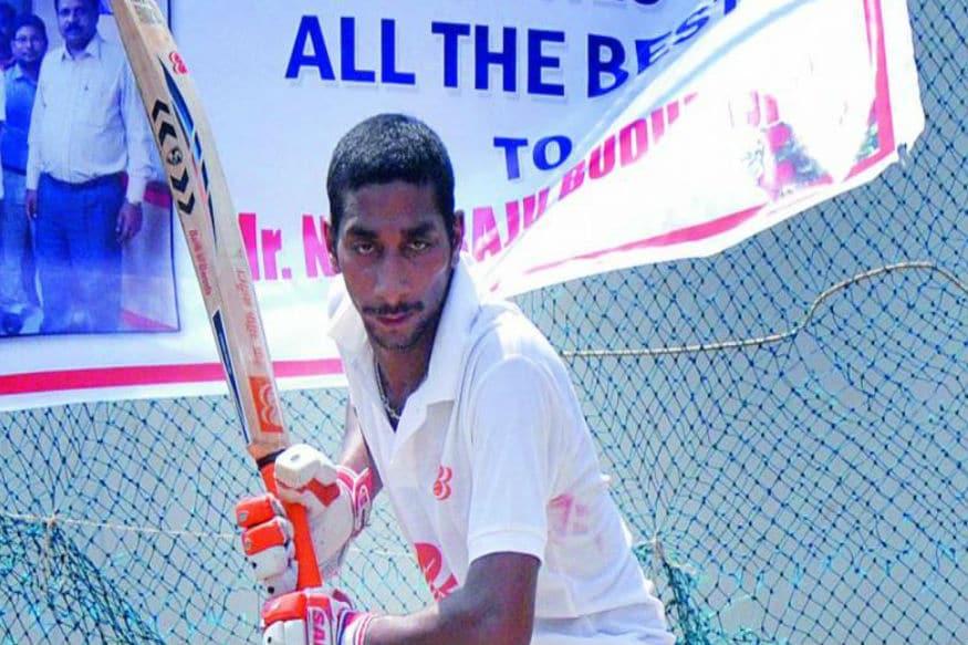 Budumuru Nagaraju Cricketer