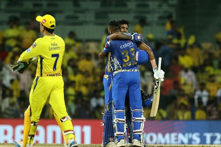 IPL, Mumbai Indians